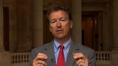 PBS NewsHour -- Sen. Rand Paul on Path to Citizenship and Border Security