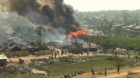 PBS NewsHour -- Myanmar Democracy Transition Marred by Anti-Muslim Rhetoric