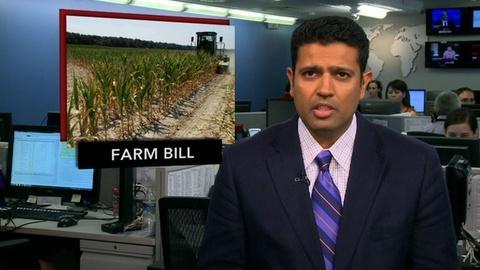 PBS NewsHour -- News Wrap: U.S. House Fails to Pass Farm Bill