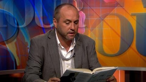 PBS NewsHour -- Novelist Colum McCann Reads an Excerpt From 'TransAtlantic'