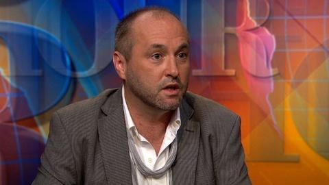PBS NewsHour -- Conversation: Colum McCann, Author of 'TransAtlantic'