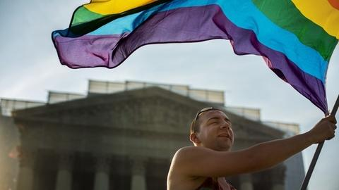 PBS NewsHour -- New Battlegrounds Ahead in Fight Over Same-Sex Marriage