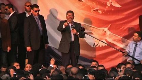 PBS NewsHour -- Egyptian Military Ousts President Mohammed Morsi