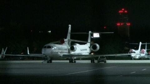 PBS NewsHour -- Authorities Search Bolivian President's Plane for Snowden