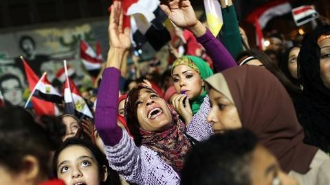 PBS NewsHour -- What the Leadership Change Means for Egypt's Future