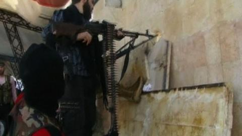PBS NewsHour -- What Does History Say About U.S. Success in Arming Rebels?