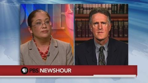 PBS NewsHour -- The Practical Effects of the Voting Rights Act Ruling