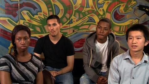 PBS NewsHour -- Left by the Recovery, Inner City Teens Struggle to Find Jobs