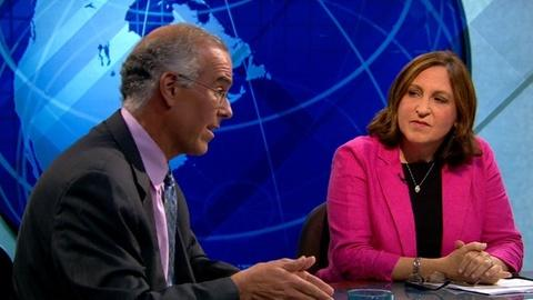 PBS NewsHour -- Shields and Marcus on Voting Rights Ruling and Egypt