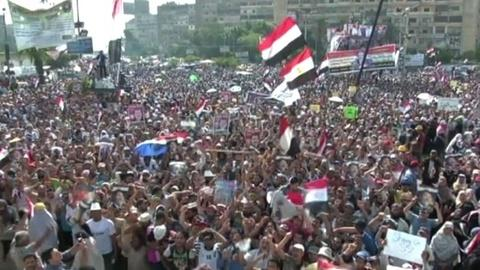 PBS NewsHour -- Will Egypt's Election Help Keep Transition From Civil War?
