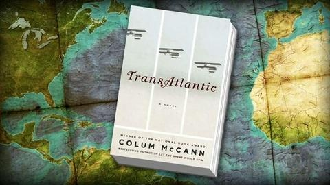 PBS NewsHour -- Colum McCann Uses Fiction to Access Texture of History