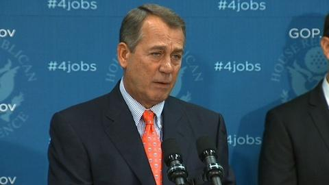 PBS NewsHour -- Party Leaders Say GOP House Won't Consider Immigration Bill