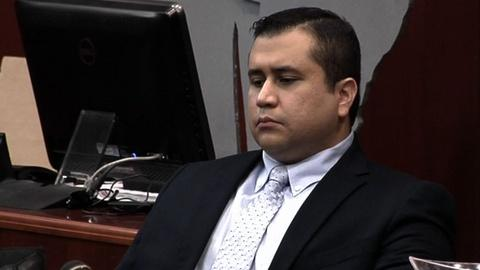 PBS NewsHour -- Zimmerman Defense Attorney Urges: Not to 'Connect the Dots'