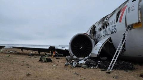 PBS NewsHour -- Probe Continues for 'Inexplicable' SFO Plane Crash