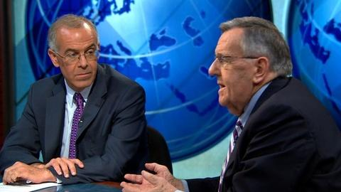 PBS NewsHour -- Shields, Brooks on the Fluster Over Filibusters, N.Y. Bids