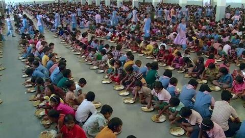 PBS NewsHour -- Entrepreneur Offers India's Aboriginal Children School