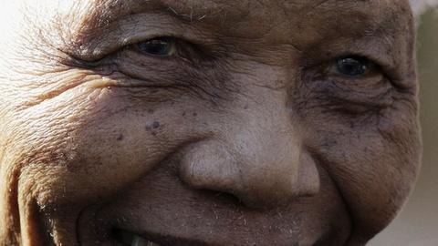 PBS NewsHour -- South Africa Honors 95-Year-Old Nelson Mandela