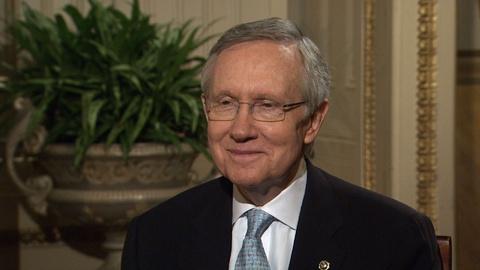 PBS NewsHour -- Watch Harry Reid's Full PBS NewsHour Interview