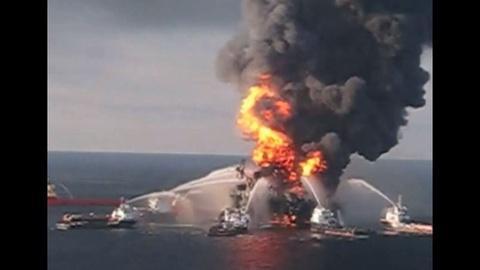 PBS NewsHour -- Halliburton Admits Destroying Evidence in Gulf Spill Blame