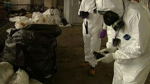 PBS NewsHour -- Radiation Still Poses Danger Around the Ruins of Fukushima