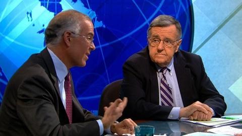 PBS NewsHour -- Shields, Brooks on Obama's Speech, Congress Collaboration