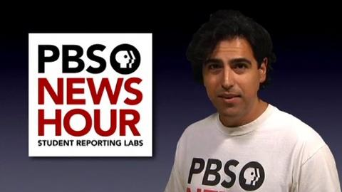PBS NewsHour -- SRL Tutorial Part One: Intro to Video Production