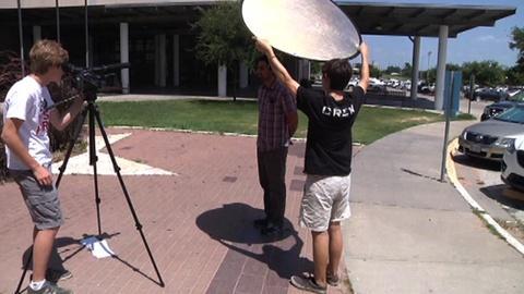 PBS NewsHour -- SRL Tutorial Part 5: Lighting