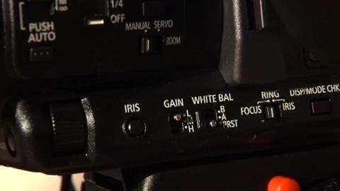 PBS NewsHour -- SRL Tutorial Part 6: White Balance