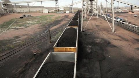PBS NewsHour -- Pacific Northwest Weighs Risks of Cashing in on Coal Export
