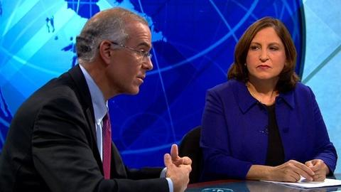 PBS NewsHour -- Brooks, Marcus on Congressional Questions as Break Starts