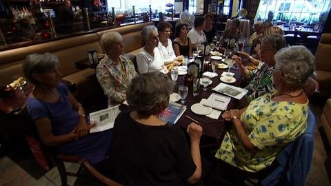 PBS NewsHour -- Seniors Hold on to Urban Independence Into Old Age