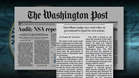 PBS NewsHour -- Surveillance Court Can't Stop NSA from Violating Privacy