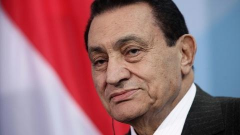 PBS NewsHour -- Egyptians Have Muted Reaction to Mubarak News