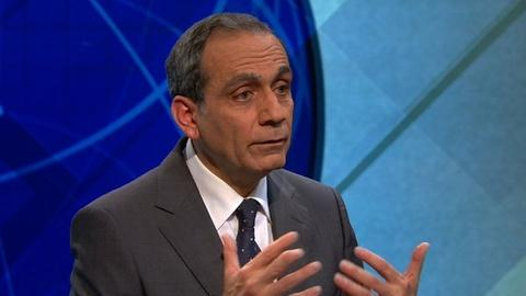 PBS NewsHour -- Egyptian Ambassador: Crackdown 'Wasn't to Use Massive Force'