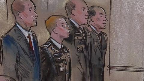 PBS NewsHour -- Bradley Manning Gets 35 Years in Prison For Wikileaks