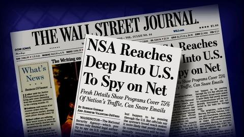 PBS NewsHour -- NSA Domestic Communication Collection Raises More Questions