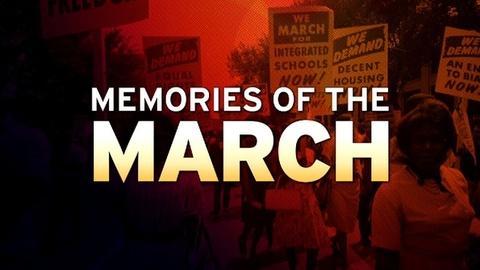 PBS NewsHour -- D.C. Congresswoman on Organizing the March on Washington