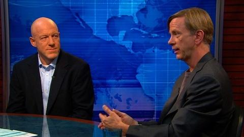 PBS NewsHour -- Punditry Trumps Productivity in Culture of Politics