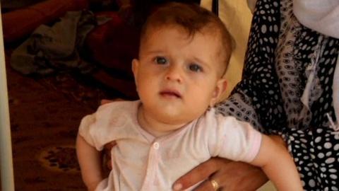 PBS NewsHour -- Children Made Refugees by the Syrian War