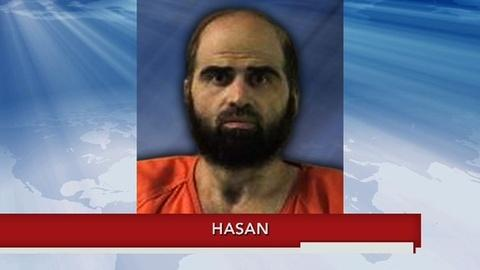 PBS NewsHour -- Fort Hood Shooter Found Guilty, May Face Death Penalty