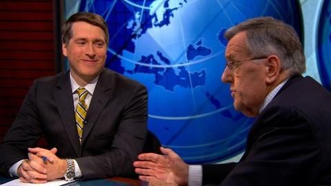 PBS NewsHour -- Shields and Lowry on Stakes in Syria, Debating GOP Identity