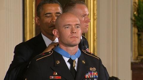 PBS NewsHour -- Medal of Honor Winner Showed 'Essence of True Heroism'