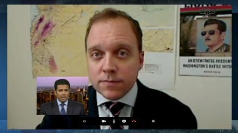 PBS NewsHour -- Syria's Fragmented Future
