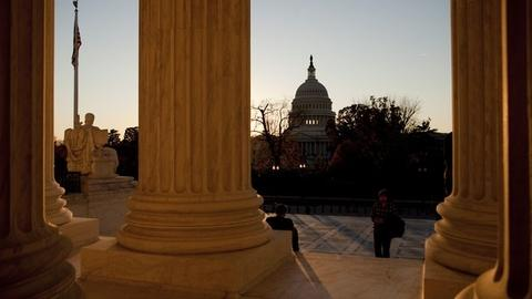 PBS NewsHour -- Storytellers Find Fertile Material in Washington Dysfunction