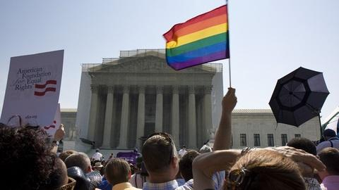 PBS NewsHour -- IRS Says Same-Sex Couples Entitled to Same Tax Benefits