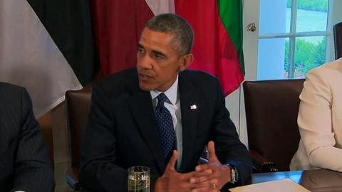 PBS NewsHour -- Should Obama Seek Congressional, Public Approval on Syria?