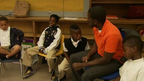PBS NewsHour -- Transforming School Experience for African-American Boys