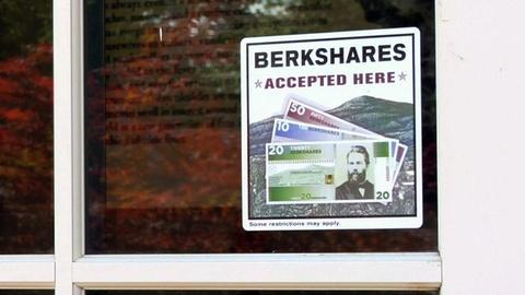 PBS NewsHour -- What's Minted in Berkshire County Stays There