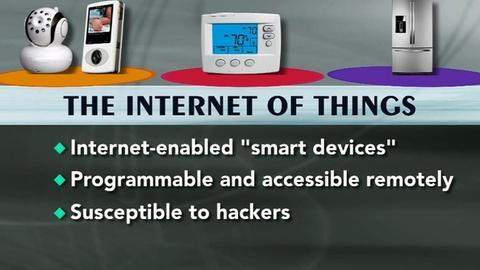 PBS NewsHour -- Smart Devices That Make Life Easier May Also Be Easy To Hack