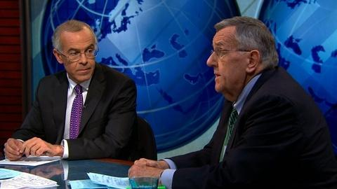 PBS NewsHour -- Shields, Brooks on Syria as 'Test' for Obama's Credibility